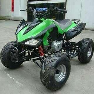 Atv sporty 110cc warna ready hubungi wa 085394252042