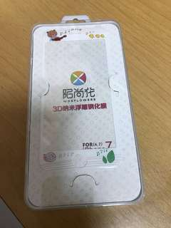 可愛小熊保護貼(Iphone7)
