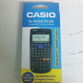 Casio Fx-96SG PLUS Scientific Calculator
