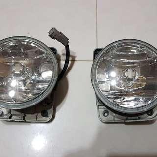 GARAGE SALE!!! Original Fog lights for Subaru WRX (Cockeye version)