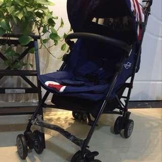 寶馬mini嬰兒推車