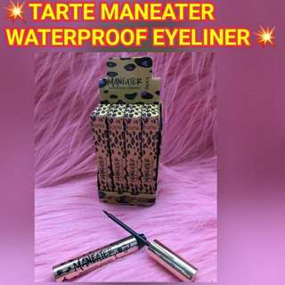[Instock] Tarte Waterproof Maneater Eyeliner (Inspired)