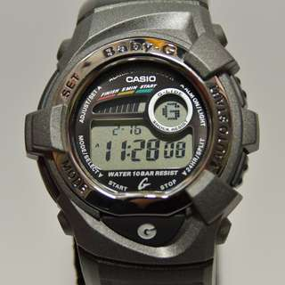 Casio - BGX-170TC-8JF - Baby-G, G-Lide, Triple Crown of Surfing, North Shore, Hawaii, Special Edition 特別版 日版 絕版 Baby G BGX-170 BGX170 watch (請留意下面Information)