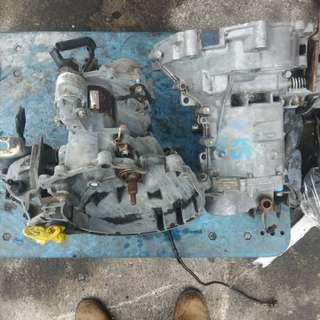 Kancil m/t gear box
