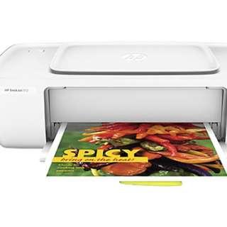 HP printer 1112