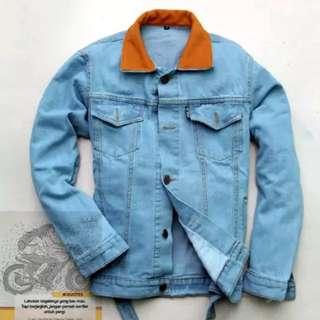 Jaket Jeans Dilan