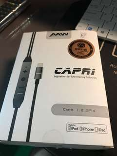 AAW Capri - Lightning for 2pins