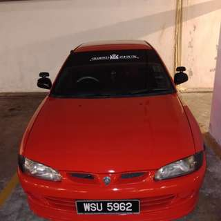 Proton wira 1.5 special offer