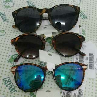 Soon to arrive shades