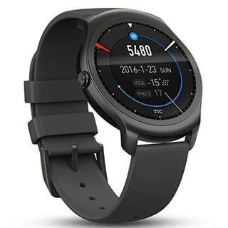 TicWatch 2 Active (Charcoal Black)