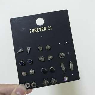 🚚 Forever21耳環