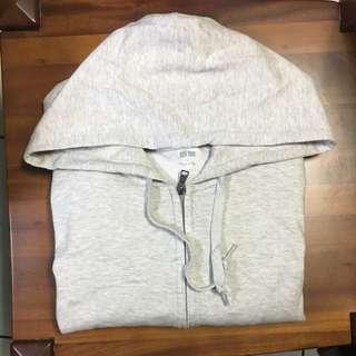 🚚 Uniqlo 連帽外套 薄 L