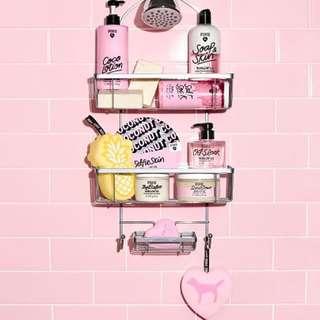 🚚 二月底抵台!Victoria's Secret PINK 造型沐浴海綿✨