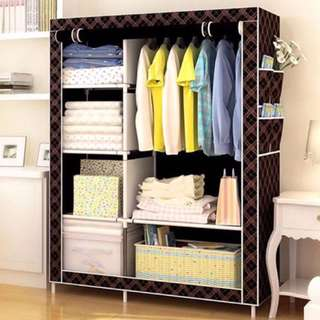 Storage Wardrobe Clothes Organizer