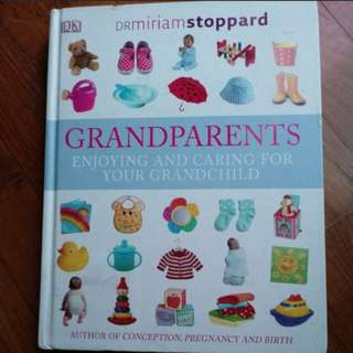 Grandparents Caring for your Grandchild parenting book