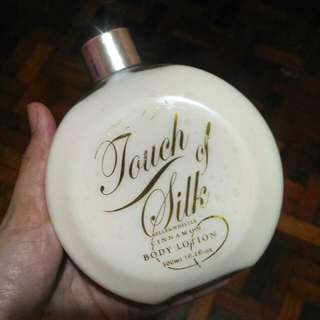 Touch of Silk Lotion by Belle and Whistle