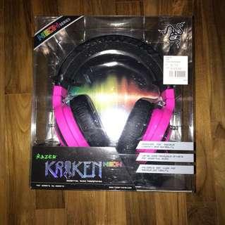 Razer Kraken Neon Headphones