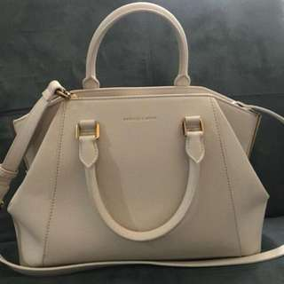 Charles & Keith with sling strap
