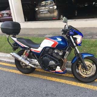 Honda CB400 Super 4 Spec 1