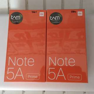 Redmi Note 5A Prime Dp659*