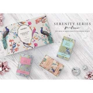 Naelofar Perfume Serenity Series - 3 in 1 Set (Free Mailing)