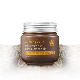 🌈Innisfree Jeju Volcanic Pore Clay Mask