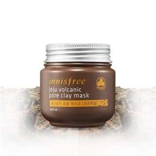 🌈Innisfree Jeju Volcanic Pore Clay Mask