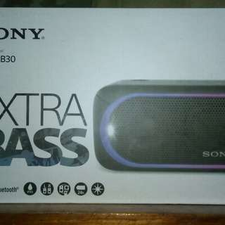 SONY Extrabass Speaker