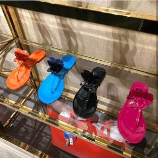 Pre-order: TORY BURCH JELLY SANDALS