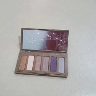 New eyeshadow naked