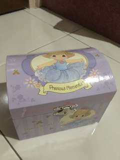 Precious Moments Music Box / Musical Box