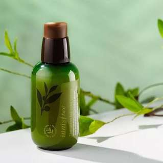 ✨INSTOCK! Innisfree Green Tea Seed Serum 80ml