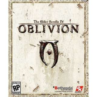 PS3 Oblivion The Elder Scrolls IV