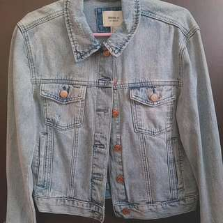 Denim Jacket F21