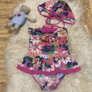 Swimsuit for kid fits 3-7 years old/direct contact #09956396640