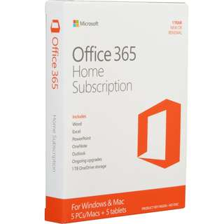 🔥Microsoft Office 365 ProPlus🔥(5 devices)