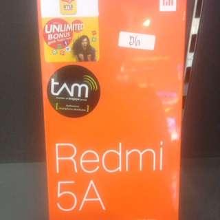 Xiaomi Redmi 5A (Free 1x Angsuran Tanpa CC)