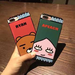 RYAN APEACH CASE