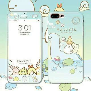 角落生物iPhone Case + screen protector(mon貼)
