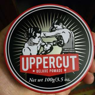 Uppercut Deluxe Pomade (Used)