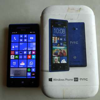 HTC 8X Window phone