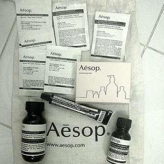 BN Aesop Body, Face, Hand Travel Set