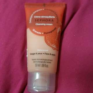 Sephora Cleansing Cream (Pomegranate)