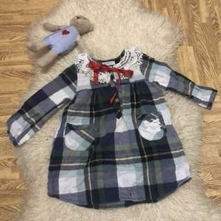 Baby dress fits to 2-4 years old/ direct contact #09956396640
