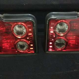 Proton Saga Aerobic Tail Lamp 1 Pair