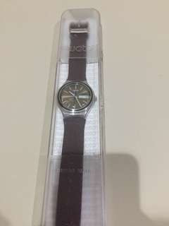 Dark Brown Swatch Watch SR626SW