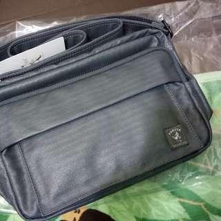 🚚 Porter 灰色袋包(免運費)
