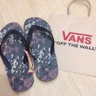 Vans slippers original