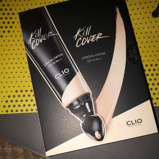 Clio Kill Cover Conceal-Dation (Liquid Foundation)