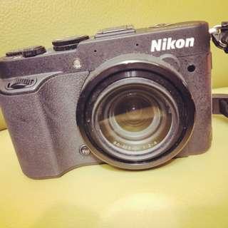 NIKON P7700類單眼相機